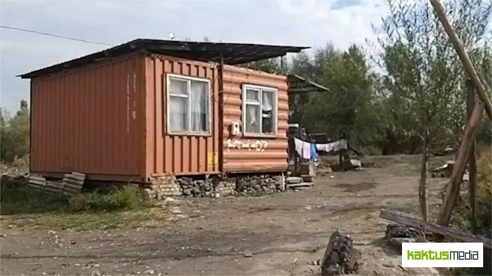 Бишкектеги ижарага алган турак жайы